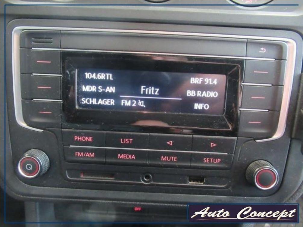 Volkswagen Caddy III 2 0 TDI 102ch Trendline DSG6