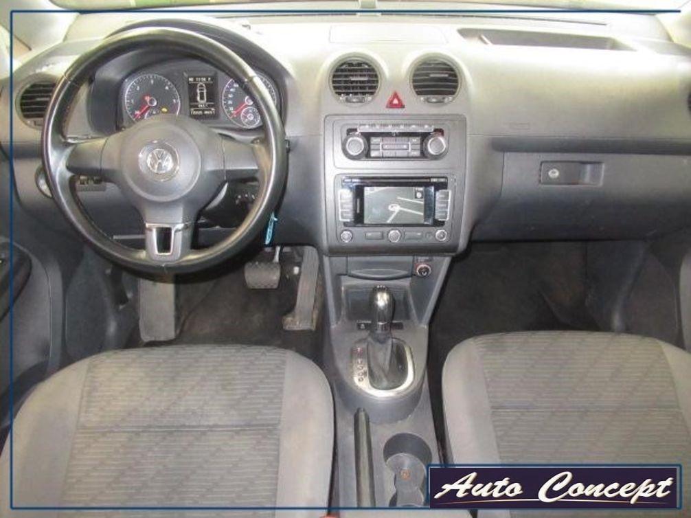 Volkswagen Caddy III 1 6 TDI 102ch FAP DSG7