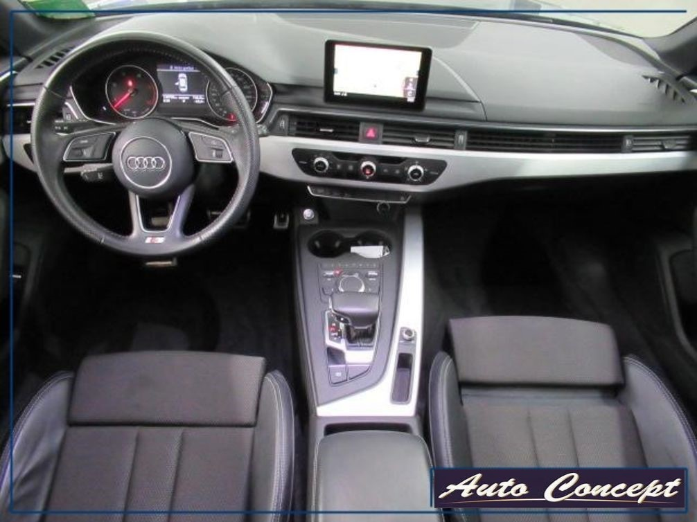 Audi A4 V (B9) 3 0 V6 TDI 218ch S line S tronic 7