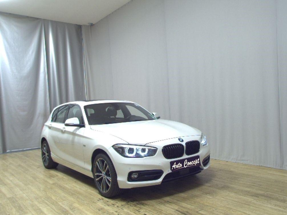 BMW Série 1 II (F21/F20) 125dA 224ch Sport 5p