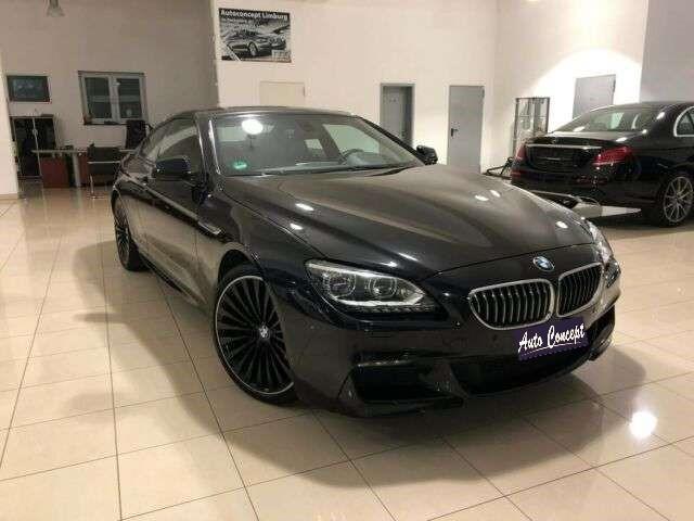 BMW Série 6 II (F13) 640dA 313ch Sport Design