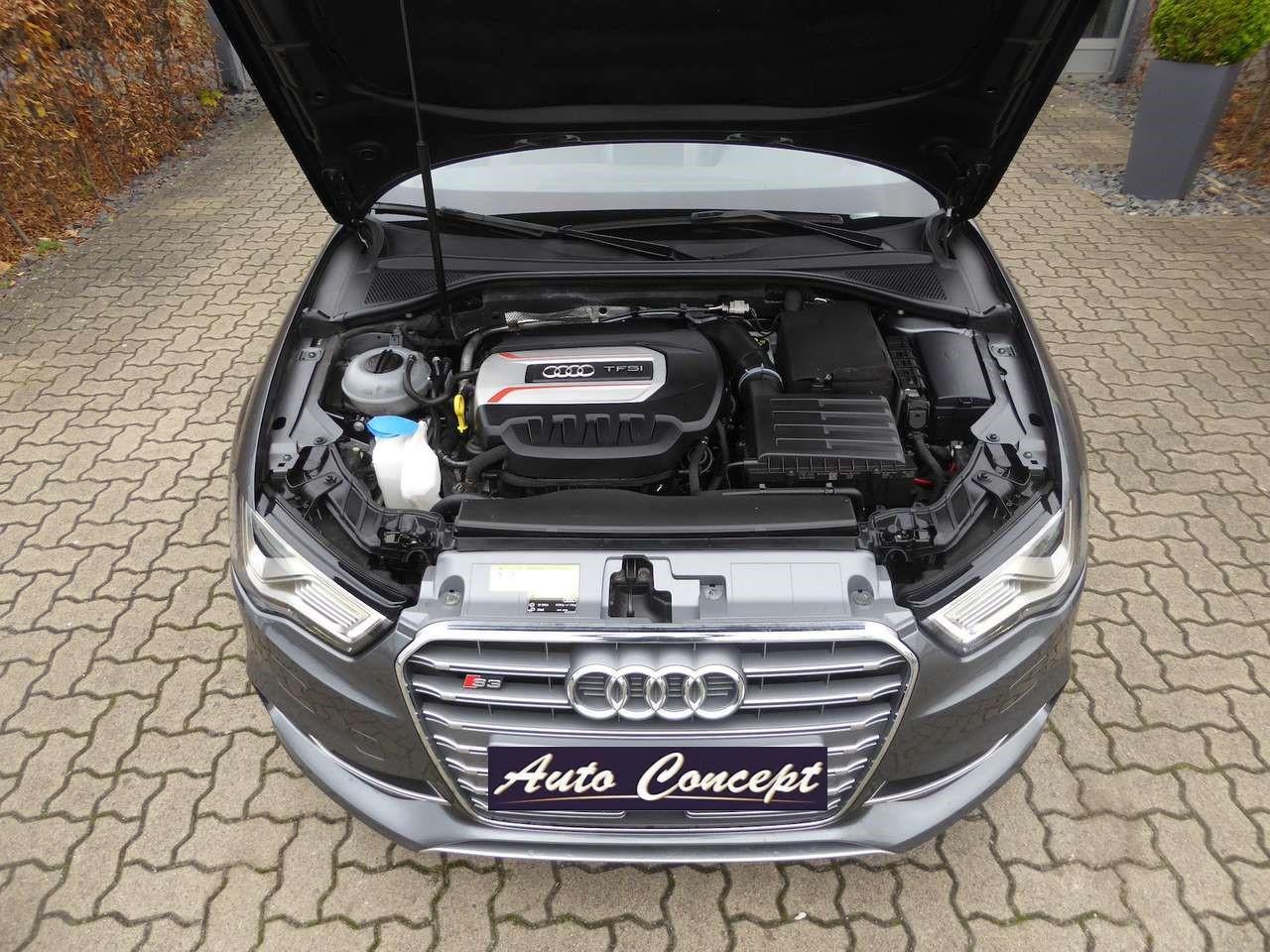 Audi S3 Cabriolet III 2 0 TFSI 300ch quattro