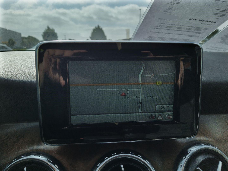 Mercedes-Benz Classe GLA 220 CDI 4Matic 7G-DCT