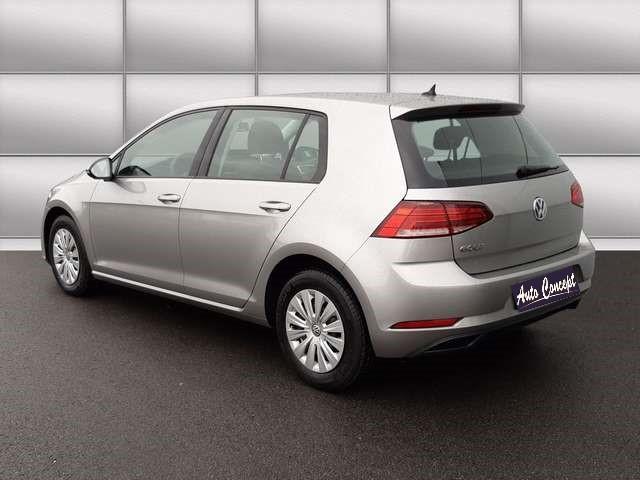 Volkswagen Golf VII 1 6 TDI 115chTrendline 5p