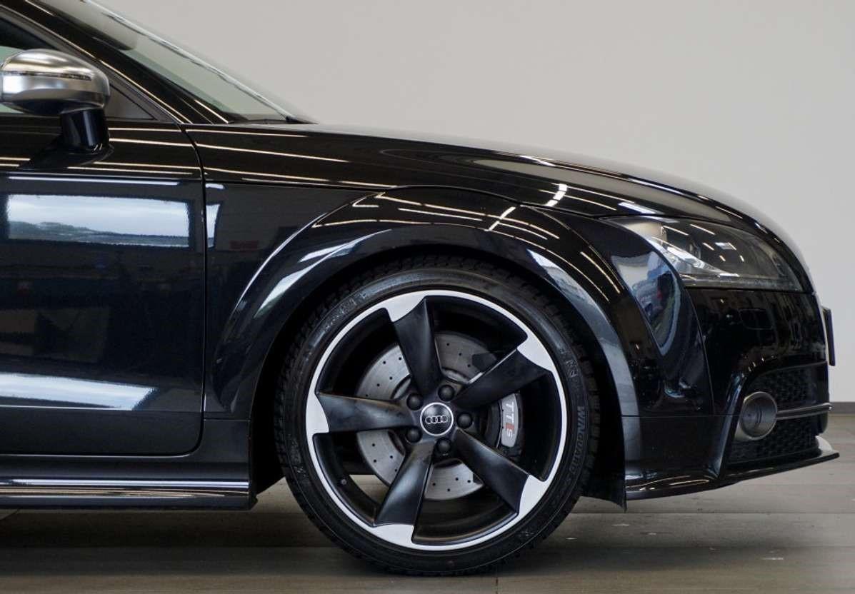 Audi Tts II 2 0 TFSI 272ch quattro