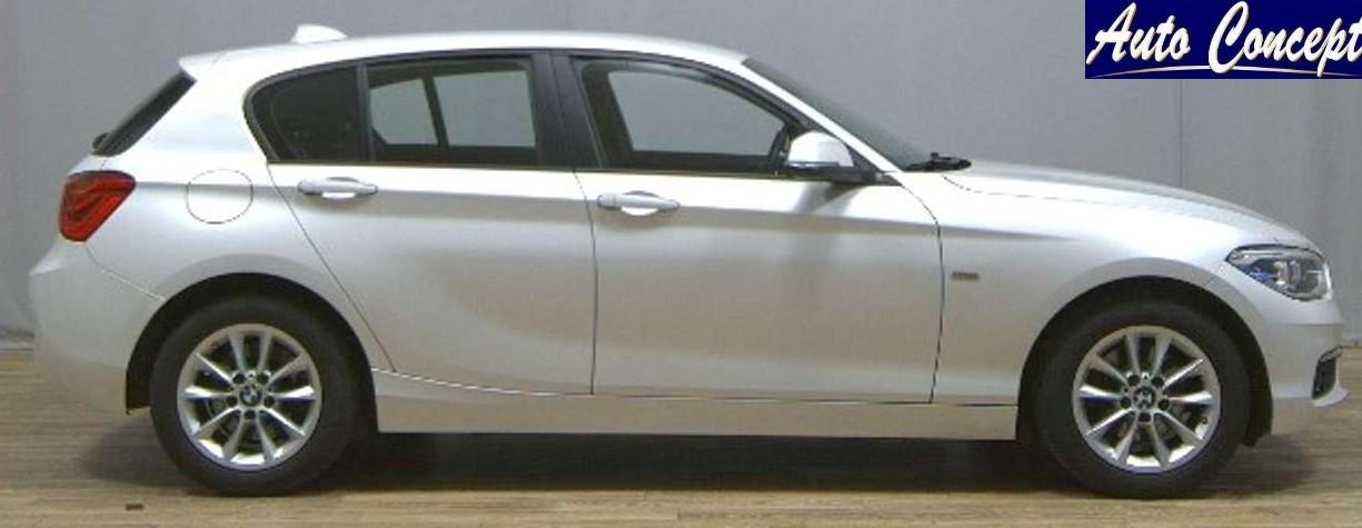 BMW Série 1 I (E88) 120d Luxe