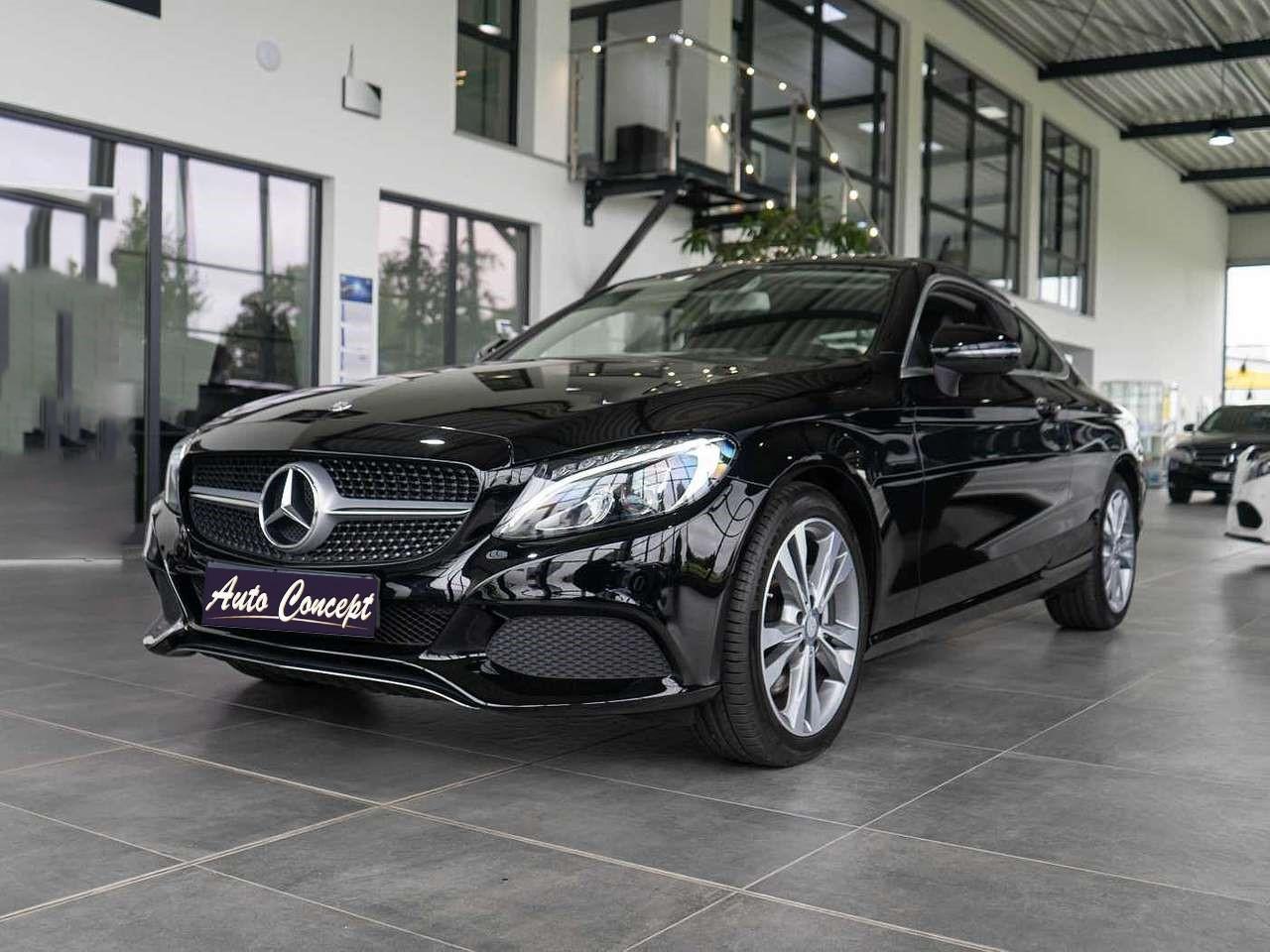 Mercedes-Benz Classe C Coupé 250d 204ch 9G-TRONIC