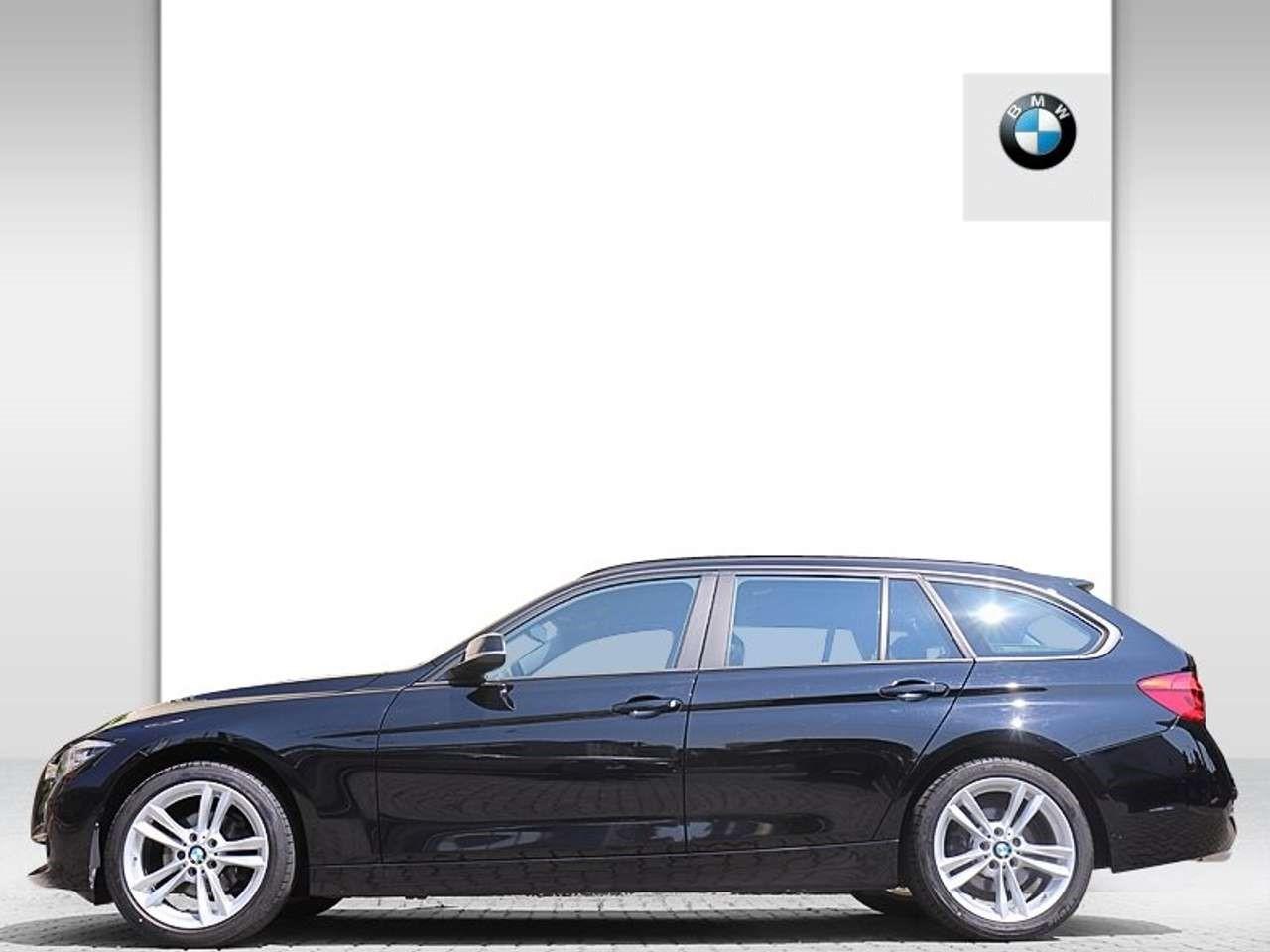 BMW Série 3 VI (F31) 318dA 150ch Lounge