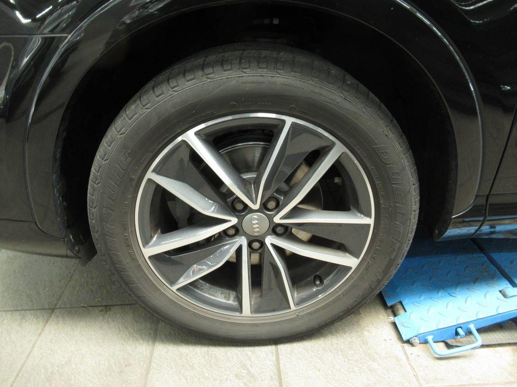 Audi Q3  2 0 TDI 150ch S line quattro S tronic 7