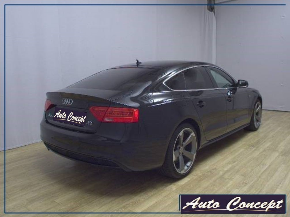 Audi A5 II 2 0 TDI 190ch S line quattro S tronic 7