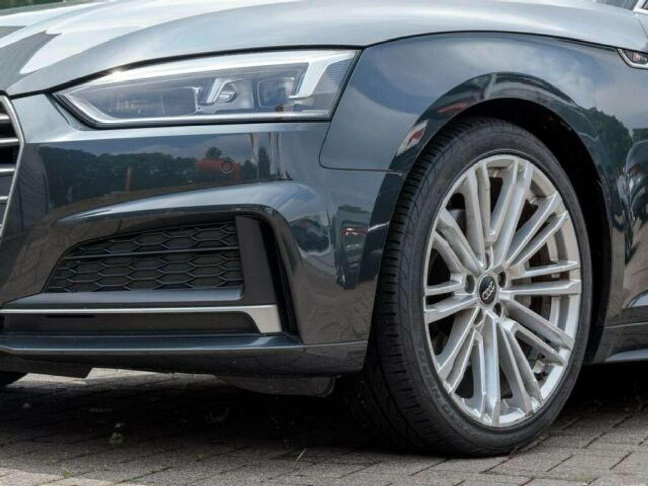 Audi A5 V6 TDI 218ch S line quattro S tronic 7
