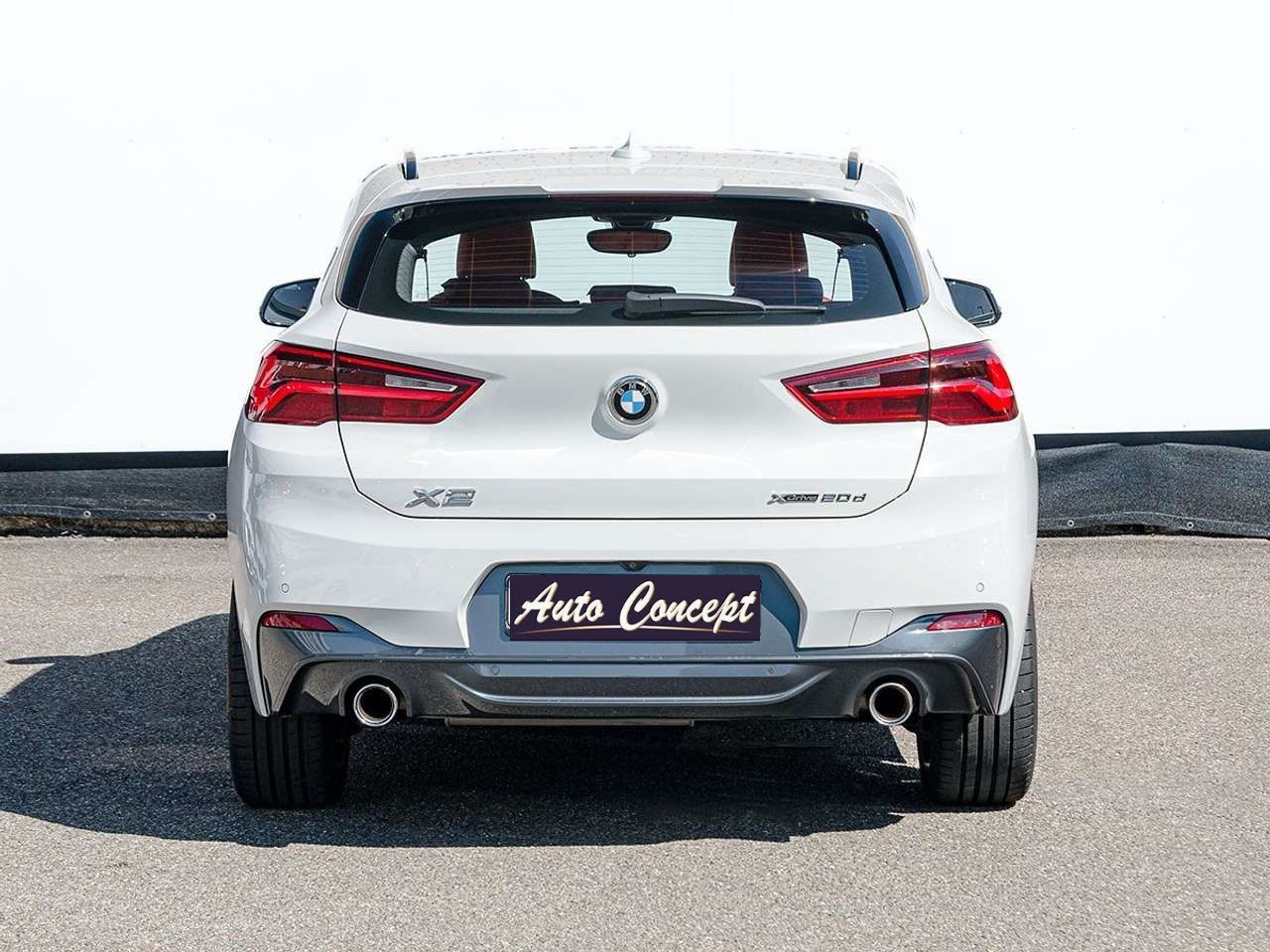 BMW X2  xDrive20dA 190ch M Sport