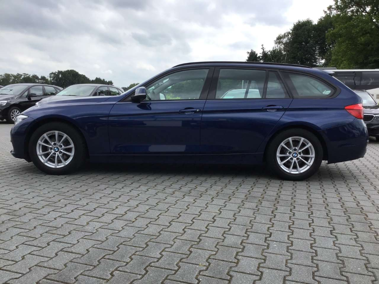 BMW Série 3 320d 163ch  Edition Sport